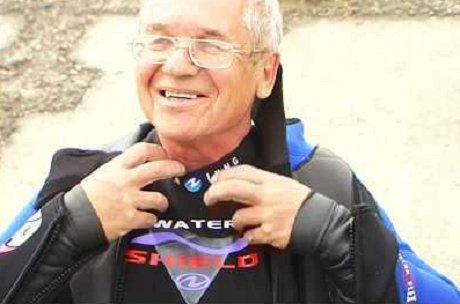 66-летний путешественник изАнгарска отправился вплавь отЗабайкалья доТихого океана