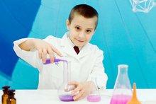 Бесплатный пробный урок для детей «Химические опыты своими руками»