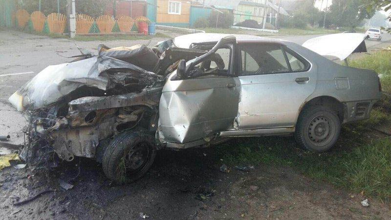 ВИркутской области вДТП пострадали шесть человек