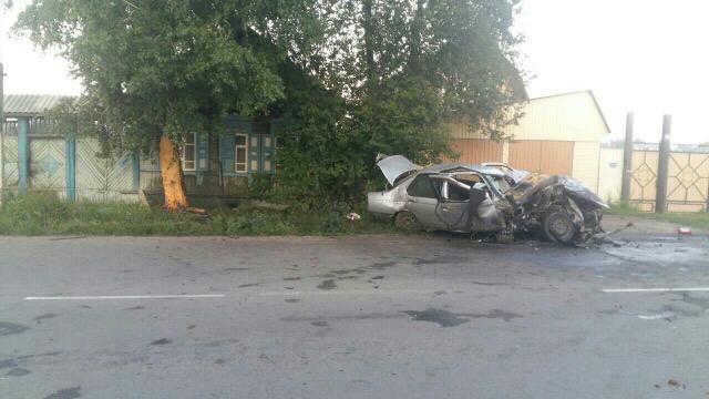 ДТП снетрезвым водителем зарулем, пострадали 6 человек