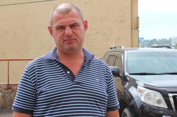Сергей Лызуненко. Фото IRK.ru