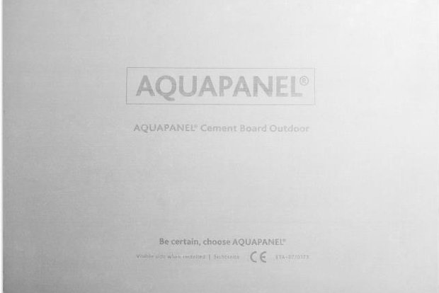 Aquapanel cement board indoor by knauf aquapanel gmbh co kg