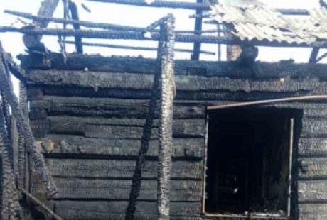 4 человека погибли впожаре виркутском городе Зима