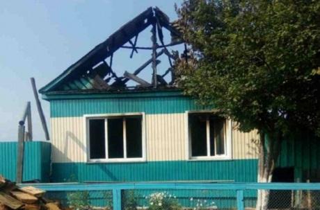 Под Иркутском напожаре погибли 4 человека