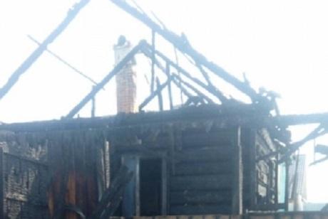 Семья из 3-х человек погибла напожаре вЗиме