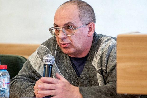 Юрий Пронин. Фото со страницы политолога в Facebook