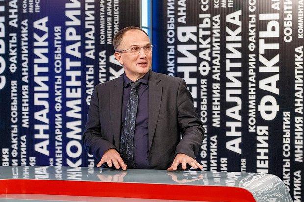 Константин Калачёв. Фото со страницы политолога в Facebook