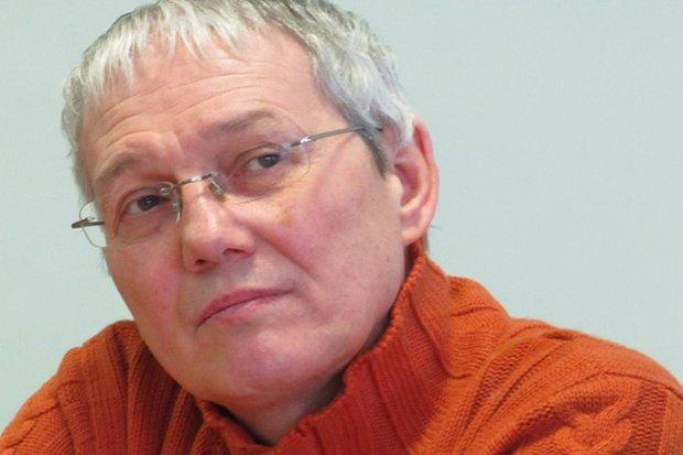 Владимир Буханцов. Фото Светланы Латыниной