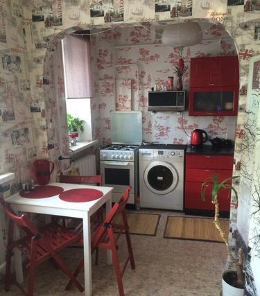 Квартира в переулке Мопра