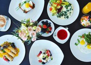В ресторане «Стрижи» с 7:00 до 11:00 можно замечательно поесть.