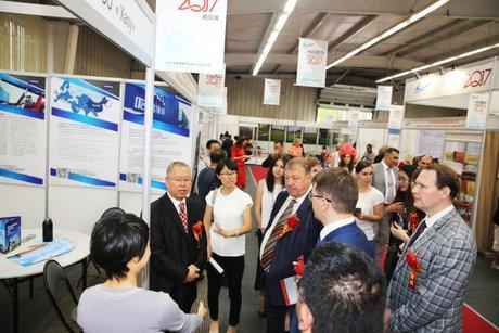 ВИркутске стартовала выставка экспортных товаров изгорода Харбина (КНР)