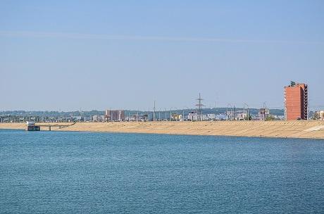 Иркутское водохранилище. Автор фото — Илья Татарников