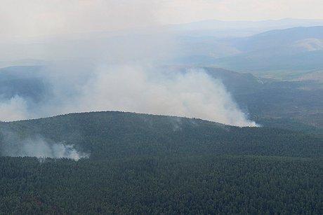 Насевере Приангарья сохраняется чрезвычайный класс пожарной опасности влесах