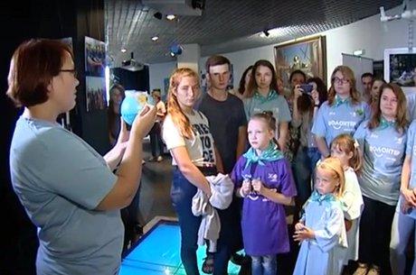 Скриншот «Вести-Иркутск»