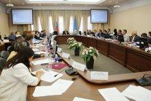 Заседание рабочей группы. Фото пресс-службы правительства Иркутской области