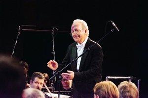 Звёзды на Байкале. Академический симфонический оркестр Санкт-Петербургской филармонии