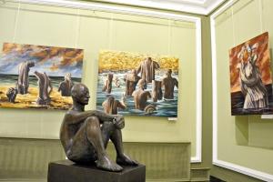 Длинный четверг. Экскурсия по выставке Леонида Баранова