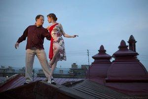 Учимся танцевать аргентинское танго