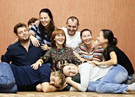 Театр импровизации в Иркутске. Будь зрителем или актёром