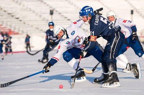 «СКА-Нефтяник» сыграет с«Сандвикеном» встартовом матче Кубка мира побенди