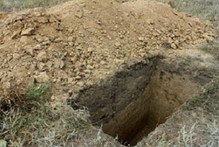 ВПриангарье мужчина заснул вразрытой могиле и скончался отпереохлаждения