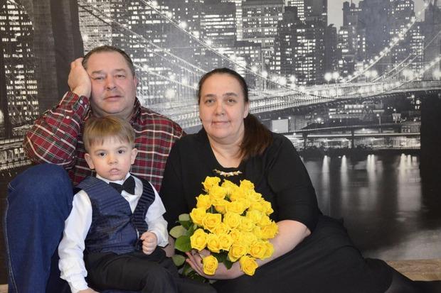 Арсентию нашли любящую семью. Фото предоставлено фондом «Дети Байкала»