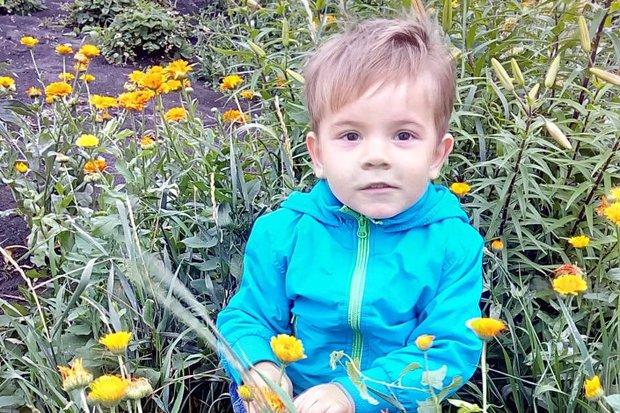 Арсентий. Фото предоставлено фондом «Дети Байкала»