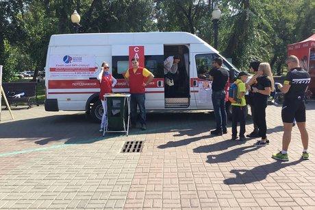 Экспресс-тест наВИЧ вНижнем Новгороде