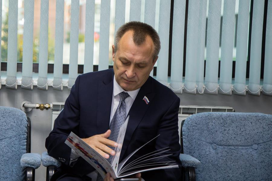 Николай Труфанов, генеральный директор ООО «Верхнеленское речное пароходство»