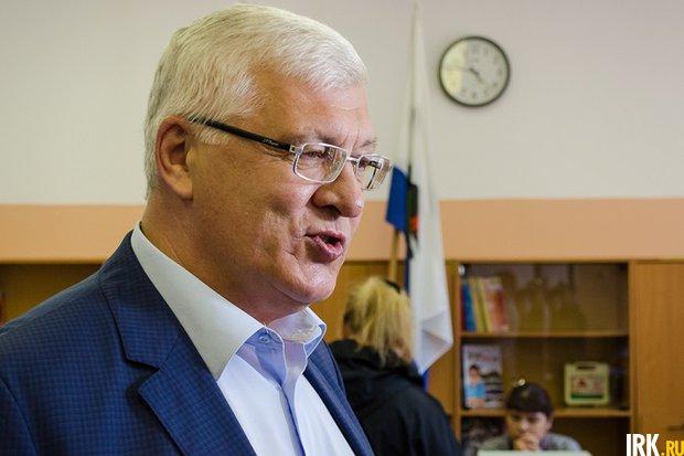 """Сергей Брилка. Фото ИА """"Иркутск онлайн"""""""