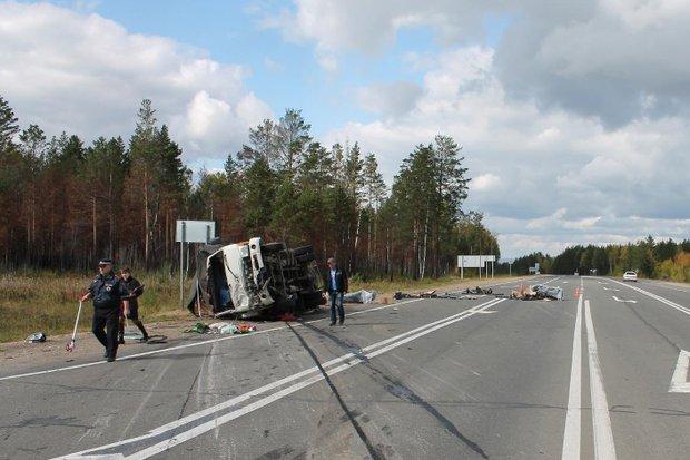 Авария в Тайшетском районе