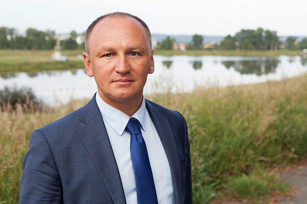 Роман Габов. Фото с сайта www.usolie.moe