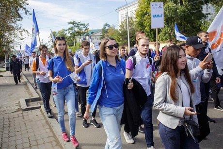 Мордовия присоединится кПараду русского студенчества