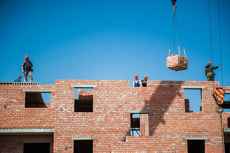 Ввод нового жилья увеличился вИркутской области