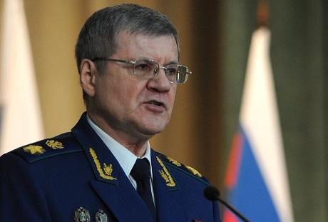 Генеральный прокурор РФЮрий Чайка приедет вИркутск