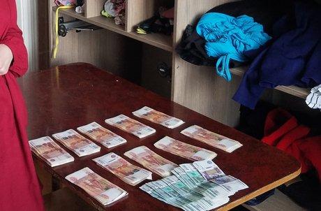 Анонимный благотворитель подбросил виркутский фонд «Оберег» сумку смиллионом руб.