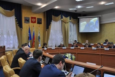 Народные избранники думы Иркутска устранили комитет экономики