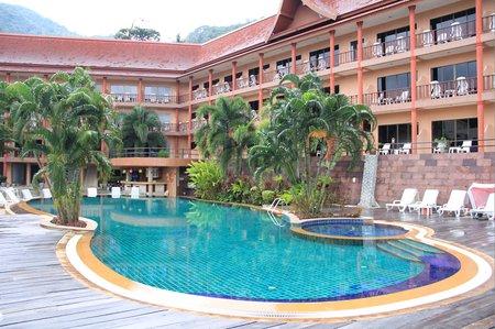 Casa Del M Patong 4*. Фото с сайта «Пегас туристик»