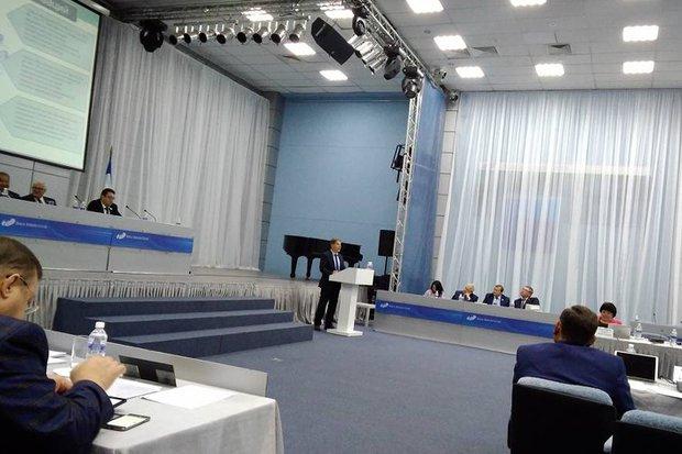 Олег Ярошенко. Фото из группы министерства здравоохранения Иркутской области