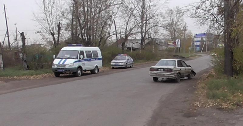 Вгороде Черемхово двое нетрезвых молодых людей совершили сразу два ДТП