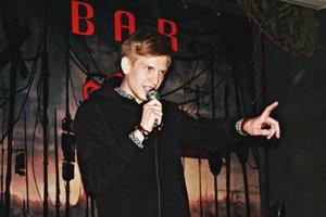 Поэтический батл «Перо андеграунда» в баре «Фаренгейт»