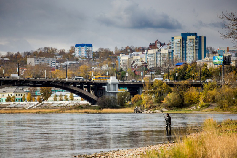 осень иркутск фото количество домов такого