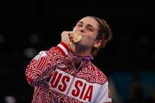 Наталья Воробьева. Фото с сайта sports.ru