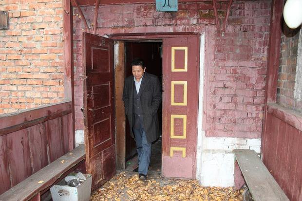 Гости из Китая осматривают промплощадку