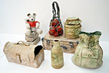 Выставка учеников керамиста Ольги Копёнкиной «Ступени достижения»