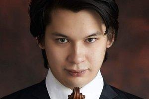 Концерт Губернаторского симфонического оркестра. Айлен Притчин (скрипка, Москва)