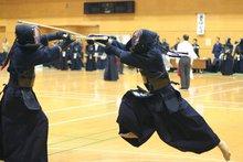 Кендо. Фото с сайта Российского союза боевых искусств