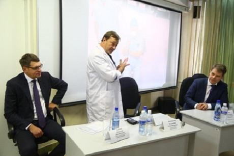 1-ый в РФ цифровой операционный комплекс для новорождённых появился вИркутске