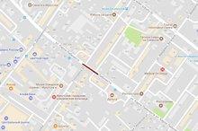 Улица Карла Либкнехта. Изображение Google.Maps
