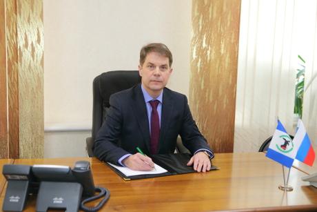Олег Ярошенко. Фото предоставлено пресс-службой минздрава Иркутской области